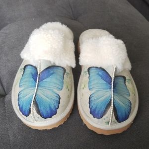 Shoes - Butterfly slippers